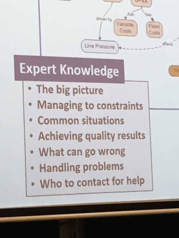 jeff stemke - expert knowledge