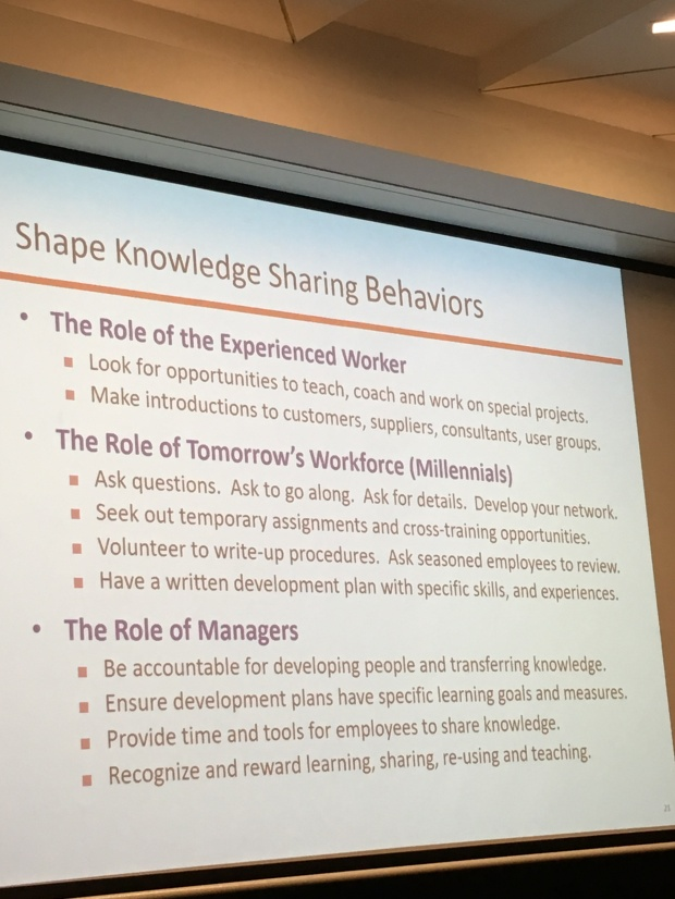 jeff@stemke knowledge sharing behaviours